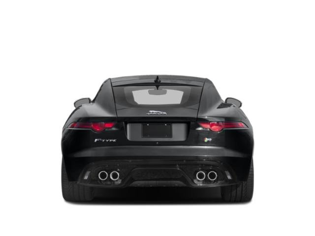 2018 Jaguar F-TYPE Base Price Coupe Auto SVR AWD Pricing rear view
