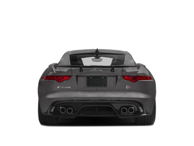 2018 Jaguar F-TYPE Pictures F-TYPE Coupe 2D R-Dynamic AWD photos rear view
