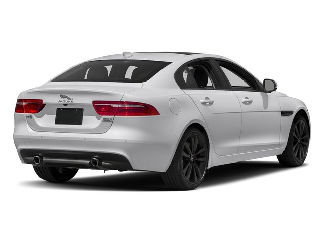 2018 Jaguar XE Base Price 25t AWD Pricing side rear view