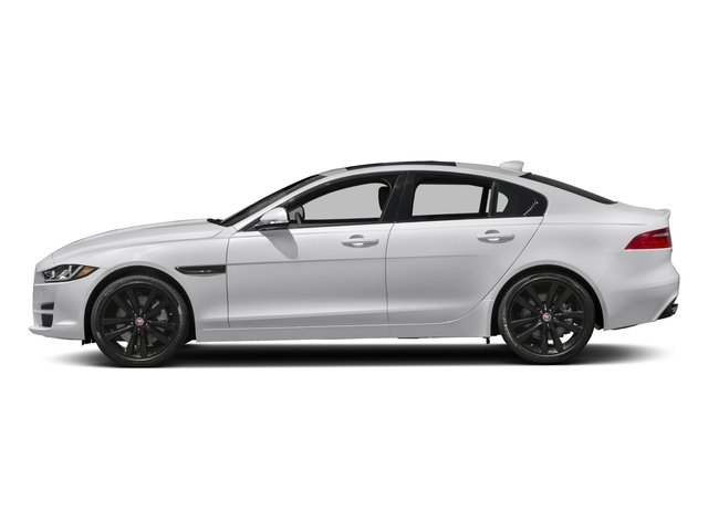 2018 Jaguar XE Base Price 25t AWD Pricing side view