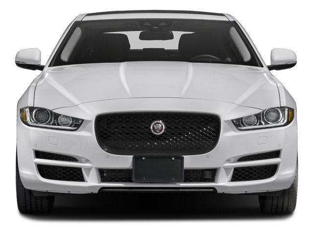 2018 Jaguar XE Pictures XE Sedan 4D 25t Prestige photos front view