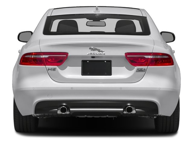 2018 Jaguar XE Base Price 25t AWD Pricing rear view