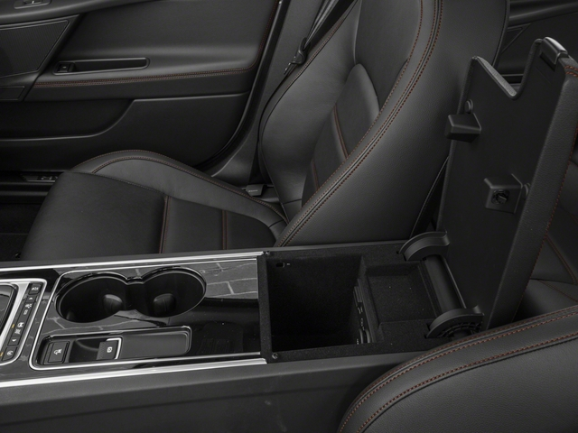 2018 Jaguar XE Pictures XE Sedan 4D 30t Prestige photos center storage console