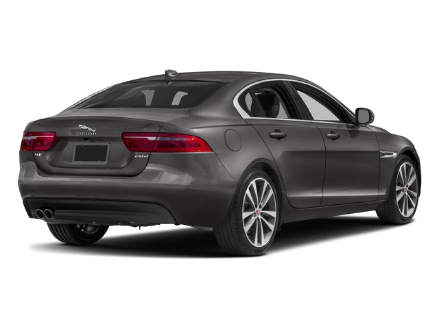 2018 Jaguar XE Prices and Values Sedan 4D 20d AWD side rear view
