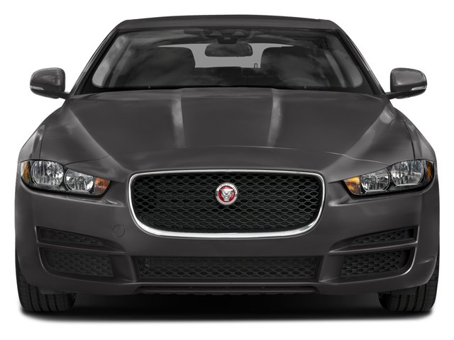 2018 Jaguar XE Pictures XE 20d Prestige AWD photos front view