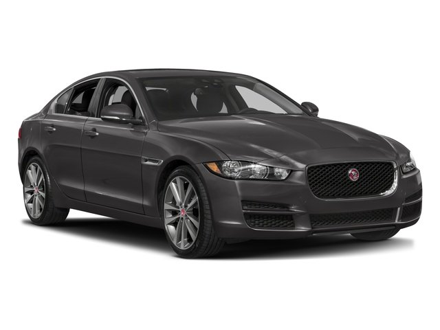 2018 Jaguar XE Prices and Values Sedan 4D 20d AWD side front view