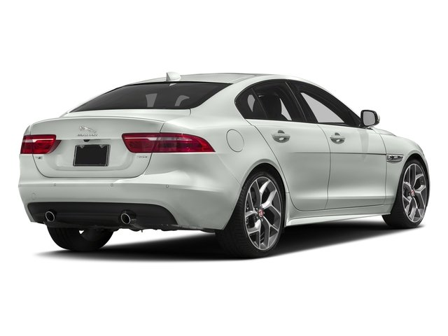 2018 Jaguar XE Base Price 35t R-Sport RWD *Ltd Avail* Pricing side rear view