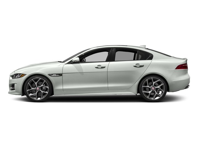 2018 Jaguar XE Base Price 35t R-Sport RWD *Ltd Avail* Pricing side view
