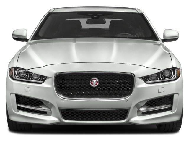 2018 Jaguar XE Base Price 25t R-Sport RWD Pricing front view