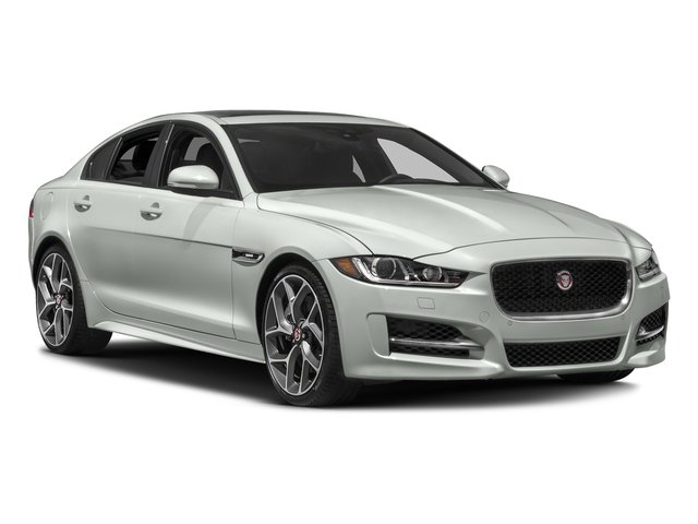 2018 Jaguar XE Prices and Values Sedan 4D 30t R-Sport side front view