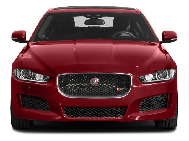 2018 Jaguar XE Base Price S RWD Pricing front view