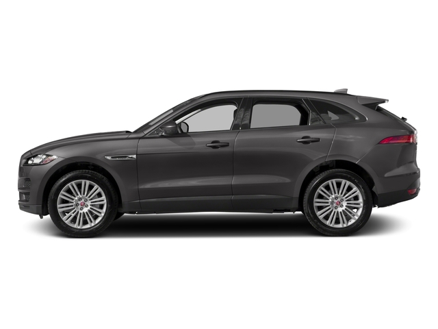 2018 Jaguar F-PACE Pictures F-PACE 20d Prestige AWD photos side view