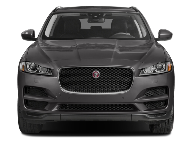 2018 Jaguar F-PACE Pictures F-PACE 20d Prestige AWD photos front view