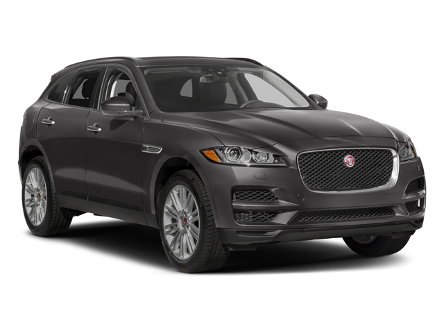 2018 Jaguar F-PACE Prices and Values Utility 4D 20d Premium AWD side front view