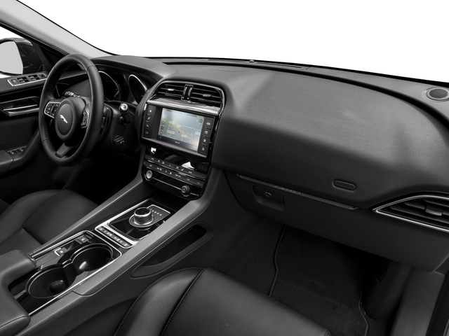 2018 Jaguar F-PACE Prices and Values Utility 4D 20d Premium AWD passenger's dashboard