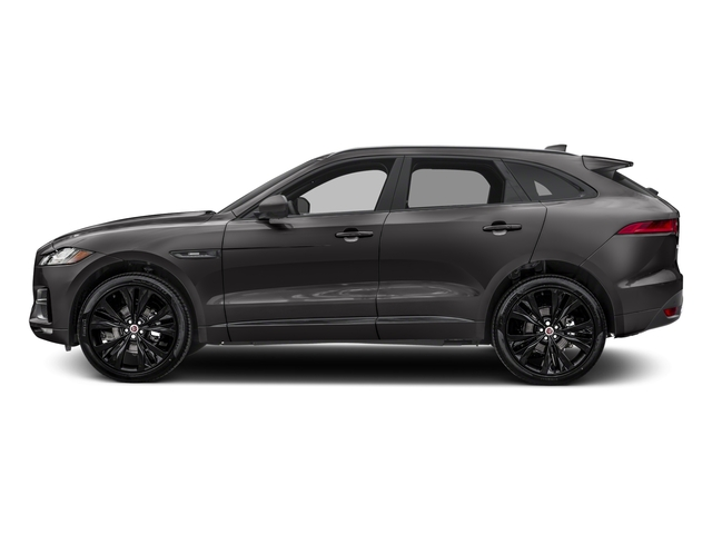 2018 Jaguar F-PACE Base Price 20d R-Sport AWD Pricing side view