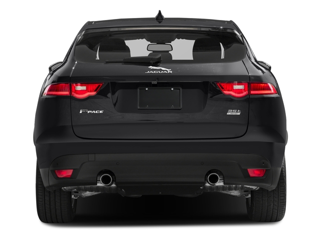 2018 Jaguar F-PACE Pictures F-PACE 35t Portfolio AWD photos rear view