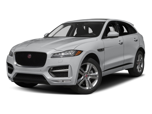 New 2018 Jaguar F Pace 30t R Sport Awd Msrp Prices Nadaguides