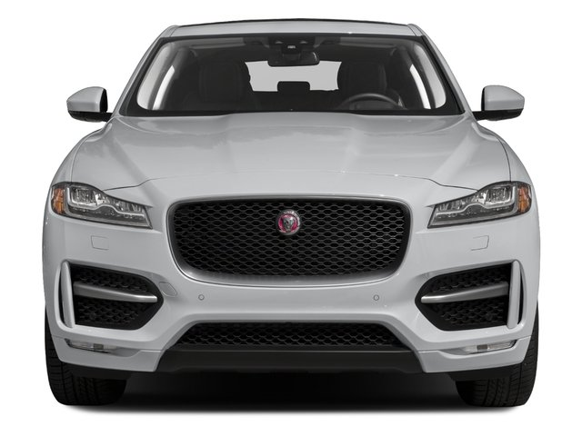2018 Jaguar F-PACE Base Price 35t R-Sport AWD Pricing front view