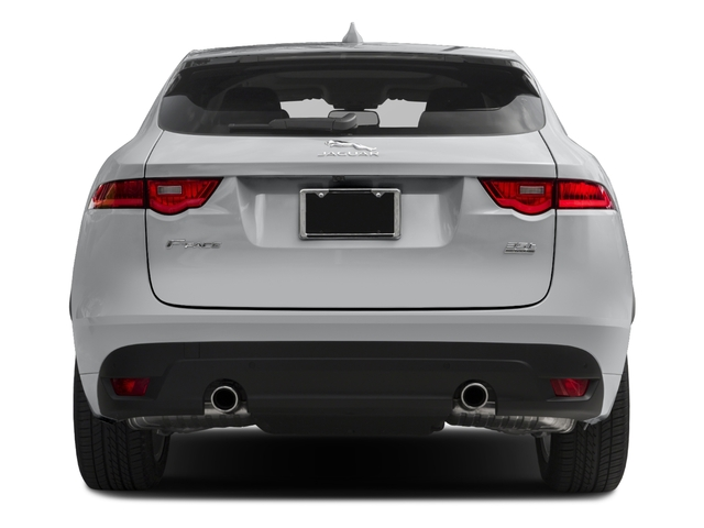 2018 Jaguar F-PACE Base Price 35t R-Sport AWD Pricing rear view