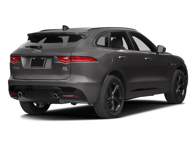 2018 Jaguar F-PACE Base Price S AWD Pricing side rear view