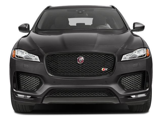 2018 Jaguar F-PACE Base Price S AWD Pricing front view