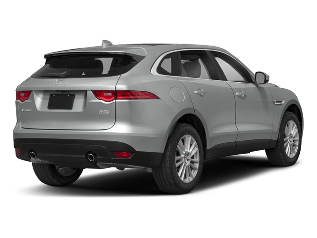 2018 Jaguar F-PACE Base Price 25t Prestige AWD Pricing side rear view