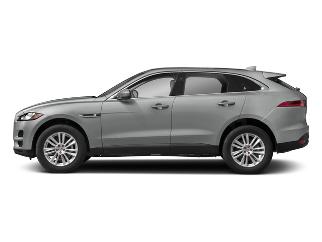 2018 Jaguar F-PACE Base Price 25t Prestige AWD Pricing side view