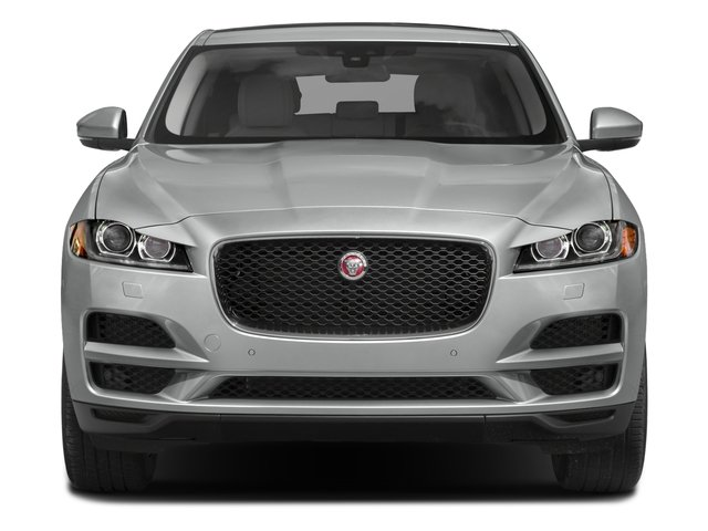 2018 Jaguar F-PACE Base Price 25t Prestige AWD Pricing front view