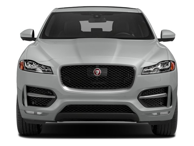 2018 Jaguar F-PACE Pictures F-PACE 25t R-Sport AWD photos front view