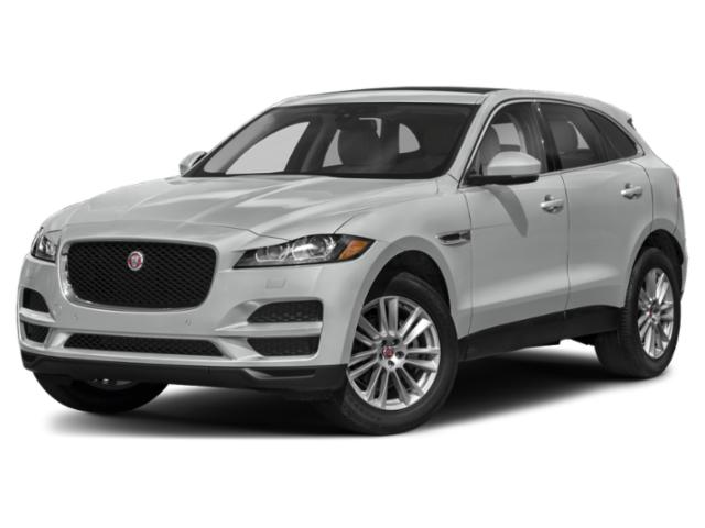 2018 Jaguar F-PACE Base Price 25t R-Sport AWD Pricing