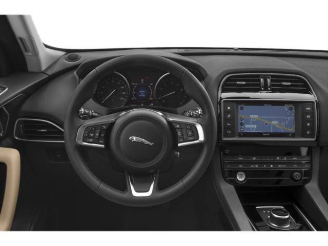 2018 Jaguar F-PACE Base Price 30t Premium AWD Pricing driver's dashboard