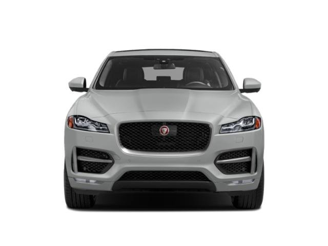 2018 Jaguar F-PACE Base Price 25t R-Sport AWD Pricing front view