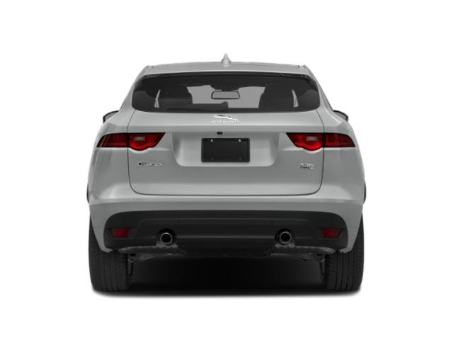 2018 Jaguar F-PACE Base Price 25t R-Sport AWD Pricing rear view