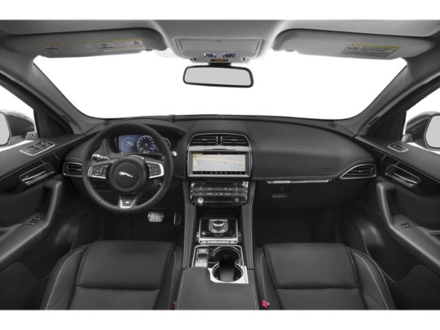 2018 Jaguar F-PACE Base Price 25t R-Sport AWD Pricing full dashboard