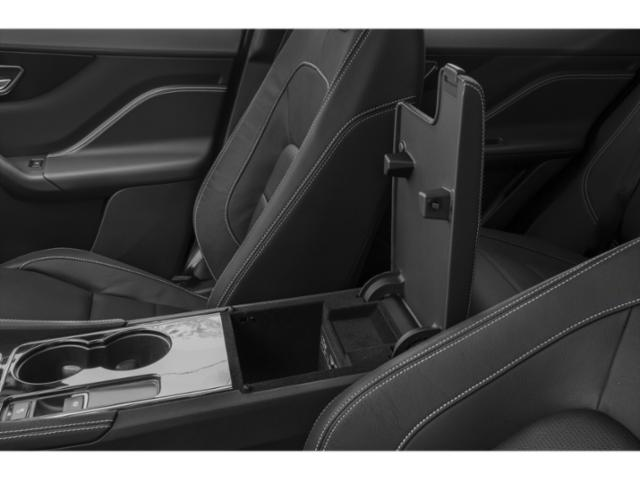2018 Jaguar F-PACE Pictures F-PACE Utility 4D 25t Premium AWD photos center storage console