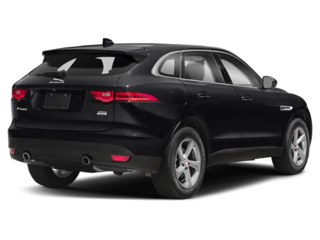 2018 Jaguar F-PACE Base Price 30t Premium AWD Pricing side rear view