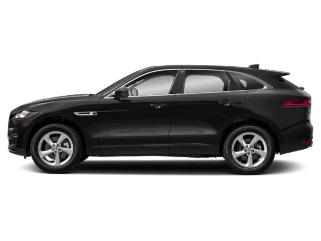 2018 Jaguar F-PACE Base Price 25t R-Sport AWD Pricing side view