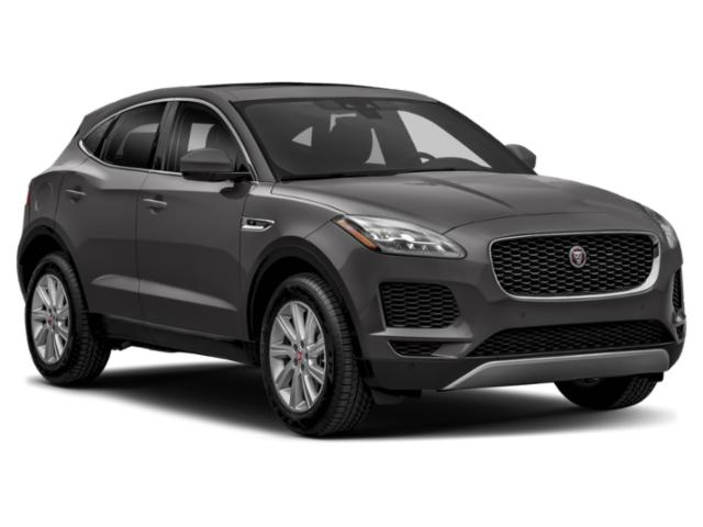 2018 Jaguar E-PACE Pictures E-PACE Utility 4D AWD photos side front view
