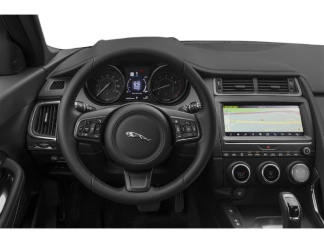 2018 Jaguar E-PACE Pictures E-PACE Utility 4D AWD photos driver's dashboard