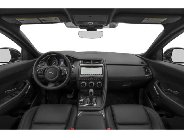 2018 Jaguar E-PACE Base Price P300 AWD R-Dynamic HSE Pricing full dashboard