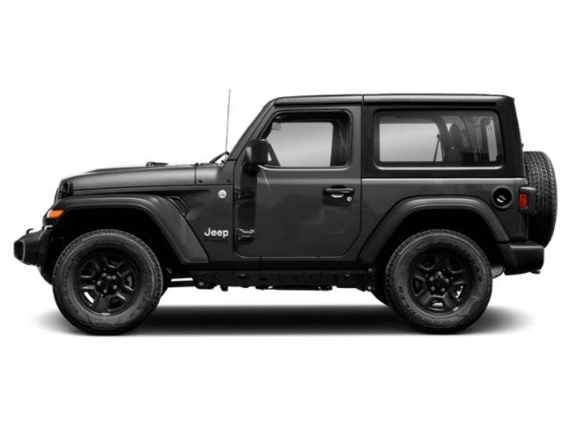 2018 Jeep Wrangler Pictures Wrangler Utility 2D Rubicon 4WD V6 photos side view