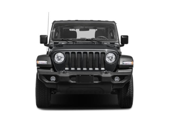 2018 Jeep Wrangler Pictures Wrangler Utility 2D Rubicon 4WD V6 photos front view