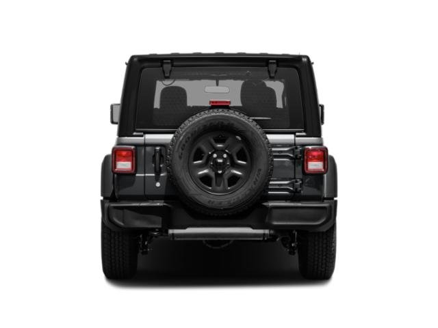 2018 Jeep Wrangler Prices and Values Utility 2D Rubicon 4WD V6 rear view