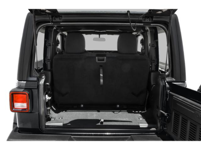 2018 Jeep Wrangler Prices and Values Utility 2D Rubicon 4WD V6 open trunk