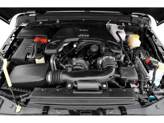 2018 Jeep Wrangler Prices and Values Utility 2D Rubicon 4WD V6 engine
