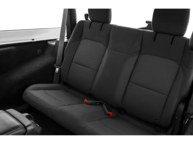2018 Jeep Wrangler Prices and Values Utility 2D Rubicon 4WD V6 backseat interior