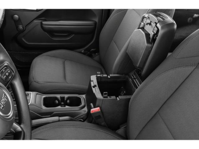 2018 Jeep Wrangler Prices and Values Utility 2D Rubicon 4WD V6 center storage console