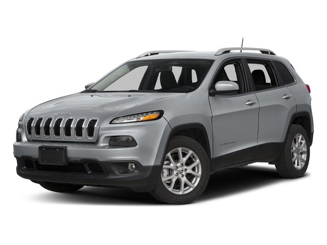 2018 Jeep Cherokee Base Price Latitude Tech Connect FWD Pricing side front view
