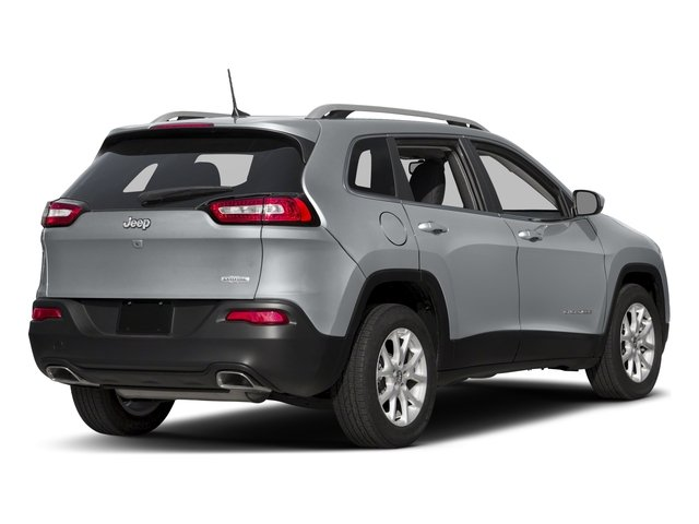 2018 Jeep Cherokee Base Price Latitude Tech Connect FWD Pricing side rear view